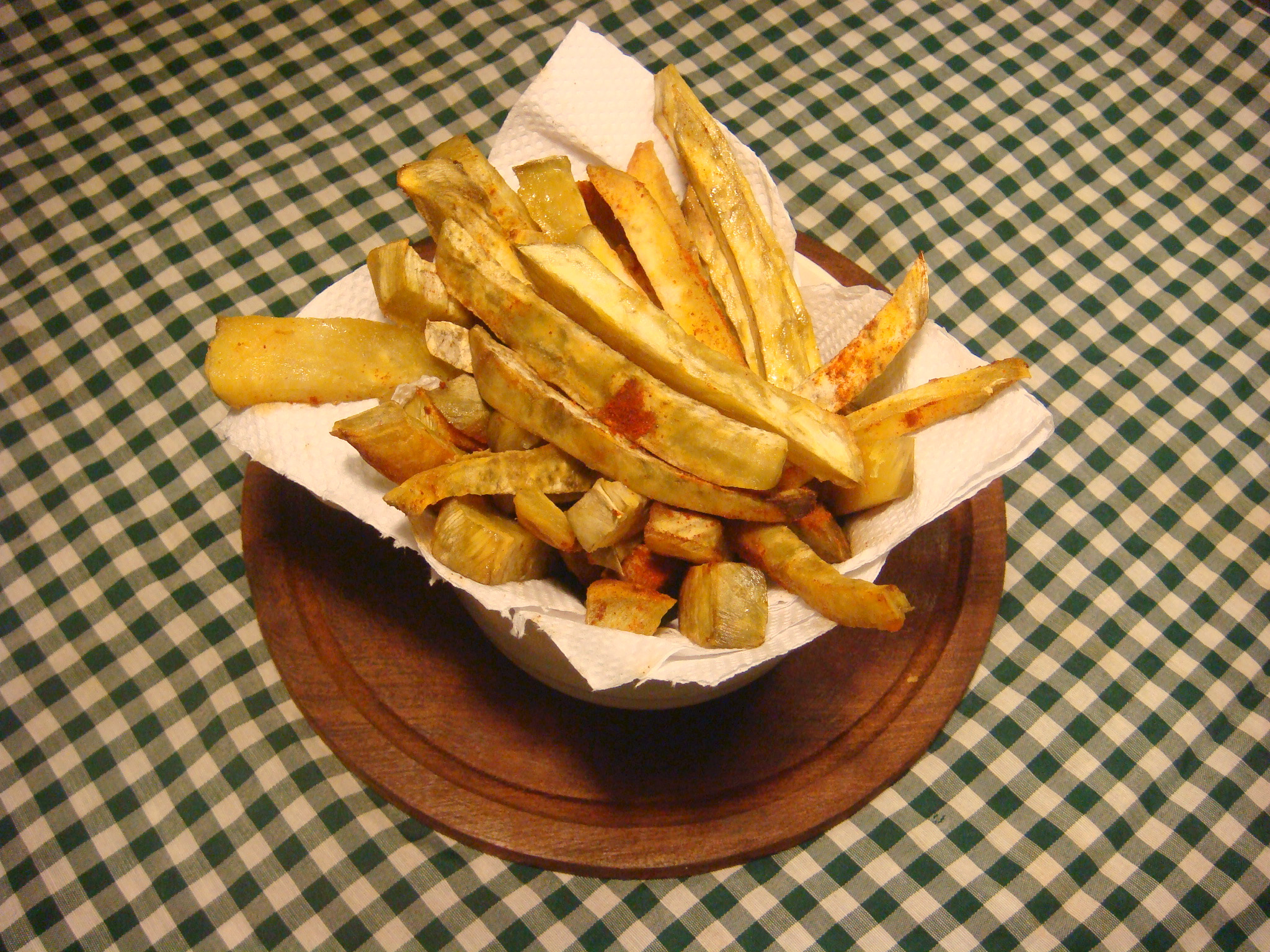 Oven-Baked Sweet Potato Fries - Dish by Dish
