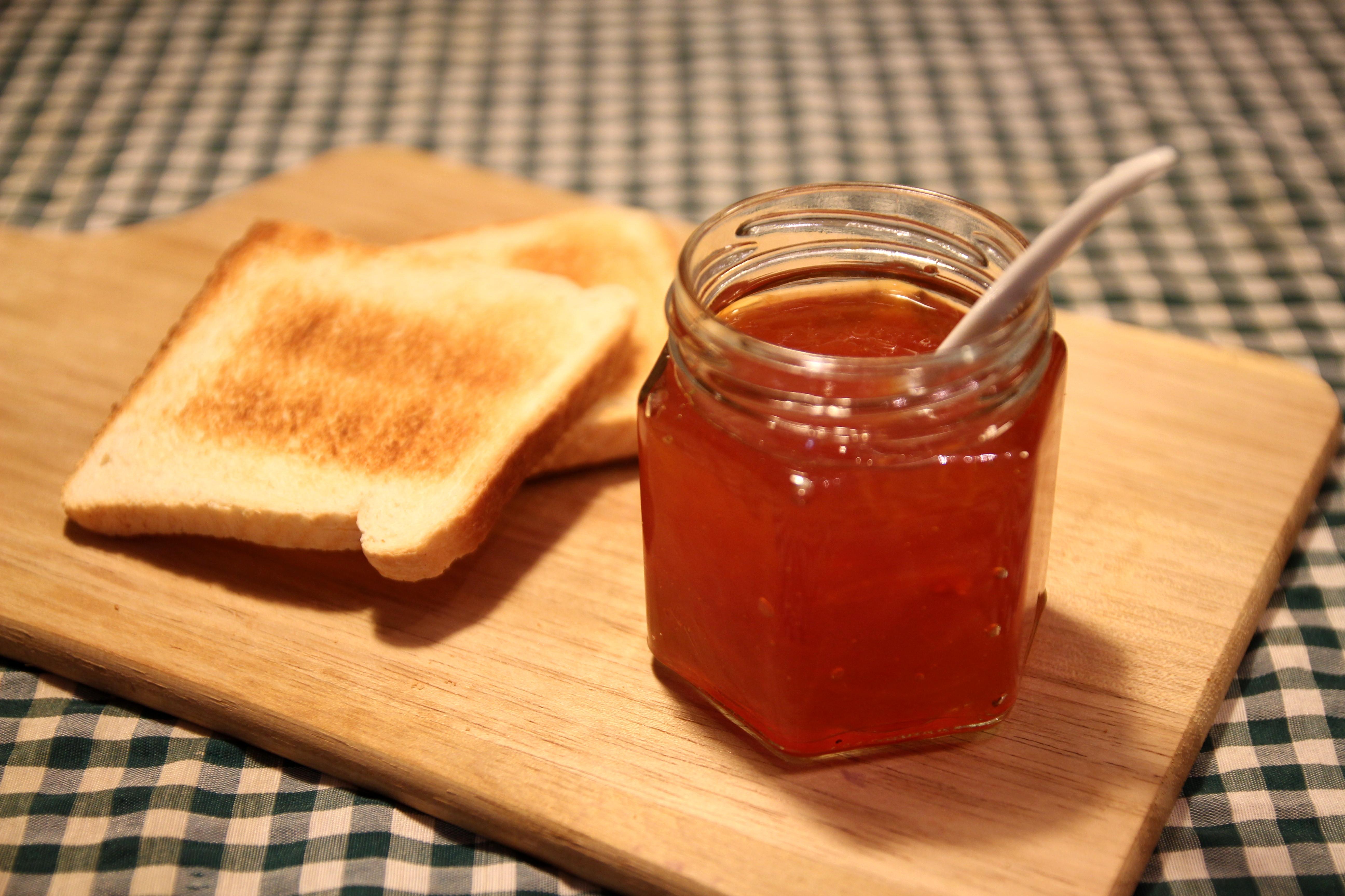 Homemade Grapefruit Marmalade - Dish by Dish